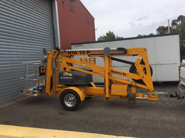 Trailer Mounted Boom