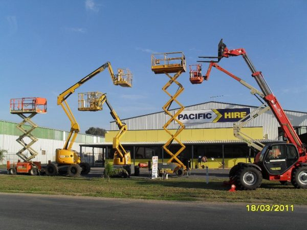 Pacific Hire Myrtleford