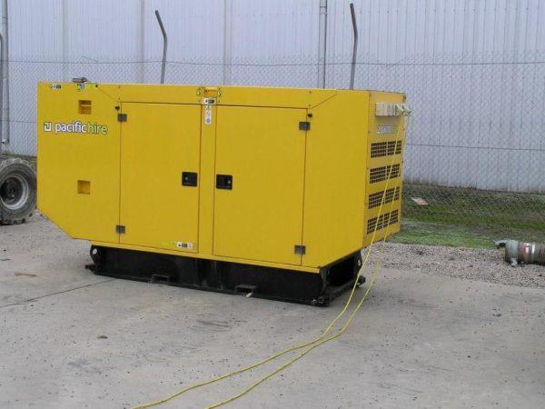 Pacific Hire Generator