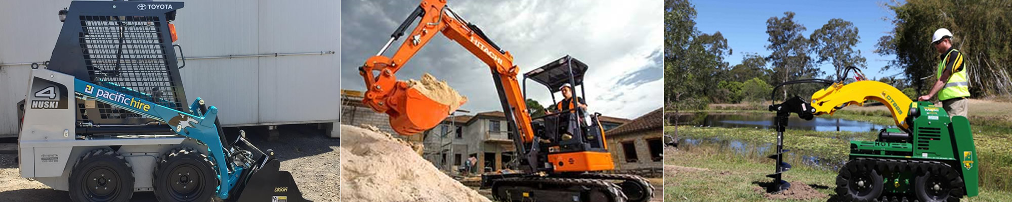 Landscaping Equipment Melbourne