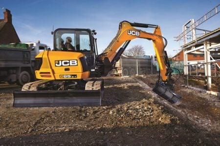 8.5 Tonne Excavator