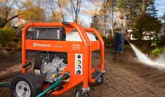 pressure washer hire melbourne