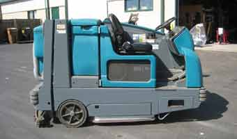 sweeper hire melbourne