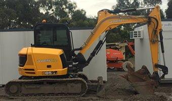 excavator-hire-melbourne