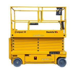 14m Electric Scissor Lift Hire