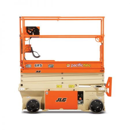 Electric Scissor Lift 8m (electric)