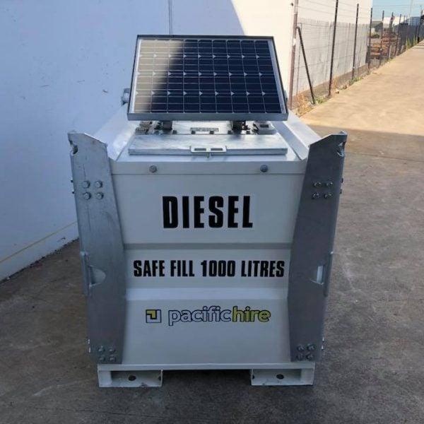 Pacific Hire Diesel