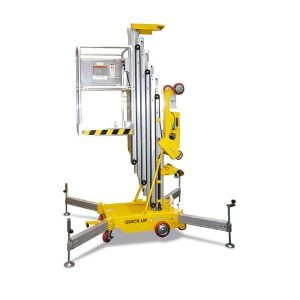 Quick Up 12 Vertical Lift 12m (electric)
