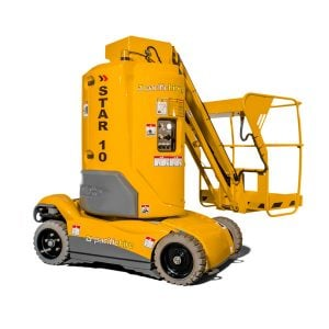 Star 10 Vertical Lift 10m (electric)