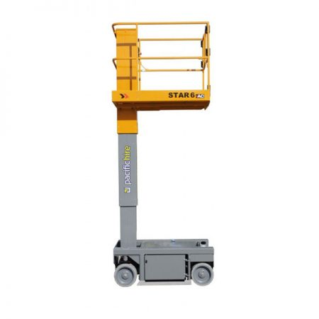 Star 6 Vertical Lift 6m (electric)
