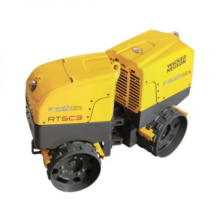 Trench Roller 1495kg (remote)