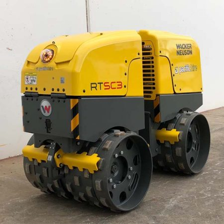 trench-roller-hire